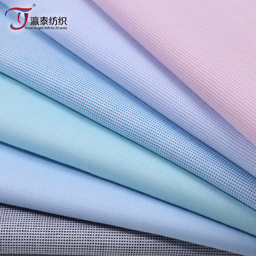 2016 hot sale 40*40s 130*80 116gsm cotton yarn dyed jacquard fabric fashion garments,shirt,suits, dress, skirt fabric