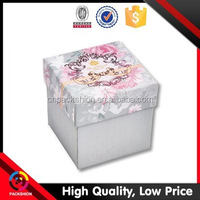 Hot sell small cupcake box/ food packaging from china