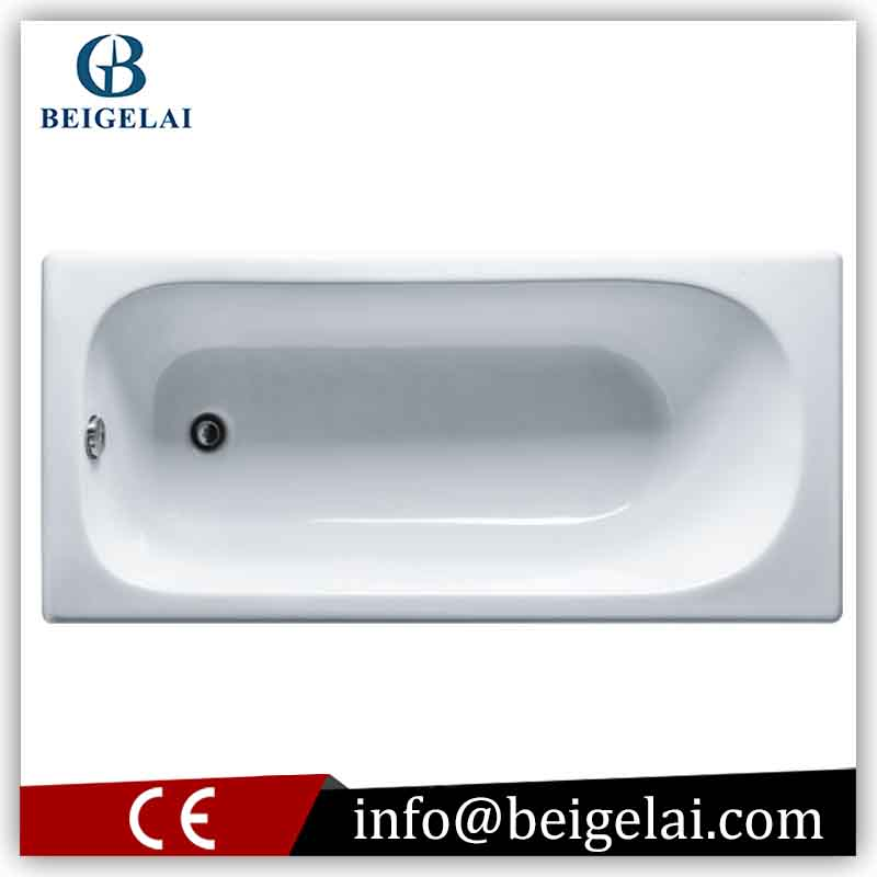 On Sale Deep Enamel Cheap Steel Freestanding Bathtub Bathtub Portable