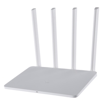 Original mi Mi WiFi Router 1167Mbps 2.4/5GHz Dual Band 4 Antenna 128MB Flash ROM 802.11ac b/g/n APP Control EU Plug Version