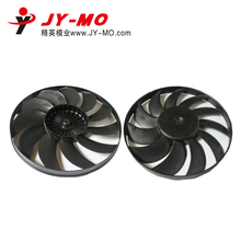 hot sale injection plastic air cooler fan blade mould mold in china