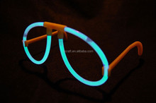 Fashion promotional Glow Glasses/Glow Stick/Fluorescent Rod SJ-LG83