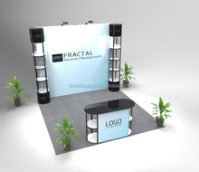 Portable Aluminum Truss Trade Show Booth