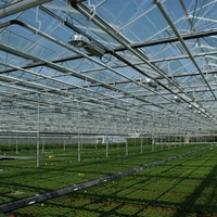 Low cost tropical agricultural greenhouse for sale