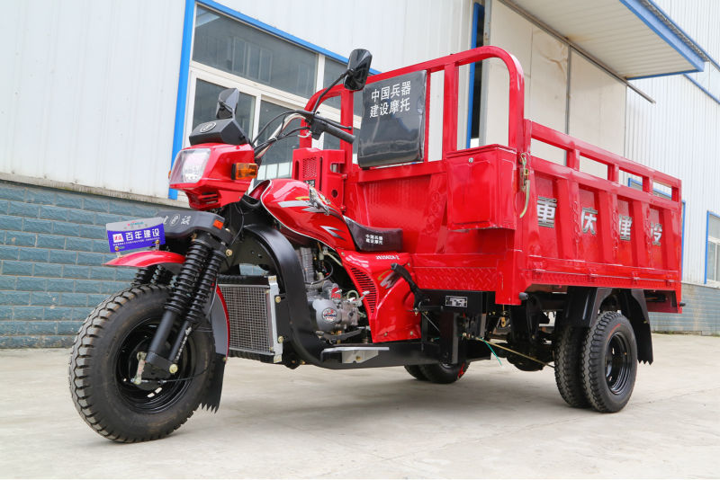 New five wheel motorcycle / truck cargo tricycle