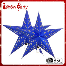 Newest Arrival Hot Design Paper Star Lantern Pattern