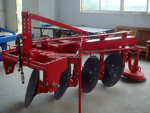 Professinal factory supply hydraulic reversible disc plough