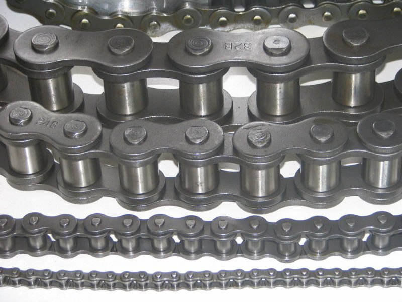 Simplex Roller Chains Conveyor 08A-1