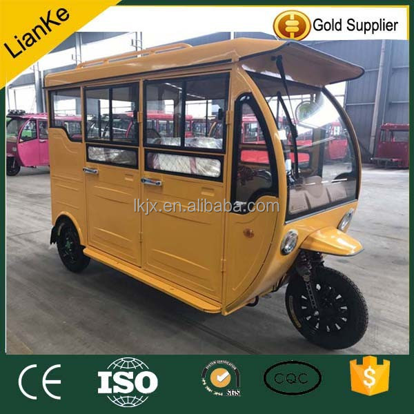 high quality one passenger car/brushless motor two passenger car