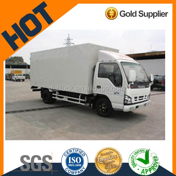 Dongfeng china van small cargo truck low price for sale