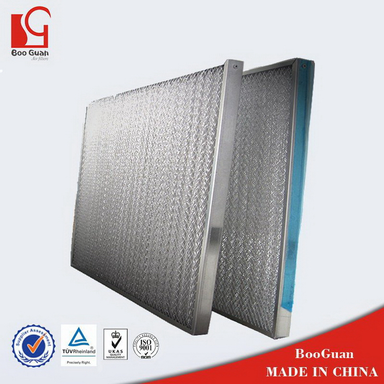 Good quality new arrival kitchen range hood metal grease filter