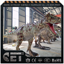 Cet-A-1374 customized simulation animal models dinosaur triceratops