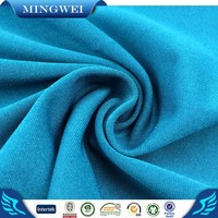 factory price used clothing china supplier knitted Yarn Dyed cotton spandex fabric Fabric
