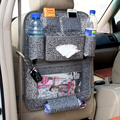 2017 Hot selling Multifunctions pattern design Kids Toy Storage car organizer backseat