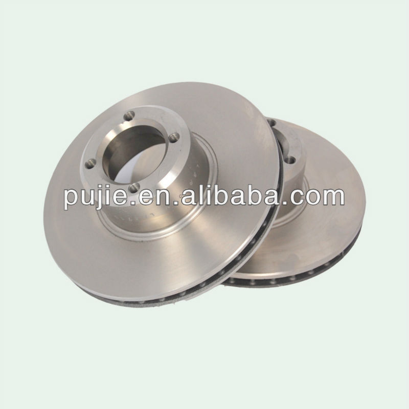 Performance Brake Rotor for Car TS16949