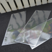 Empty custom packaging opp flat clear plastic cellophane bags clear definition