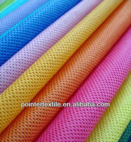 "100% POLYPROPYLENE PP NON WOVEN SPUNBONDED FABRIC 17GSM 82/83"" DYED"