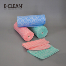 polyester microfiber nonwoven fabric roll water absorbing wipes rags paper