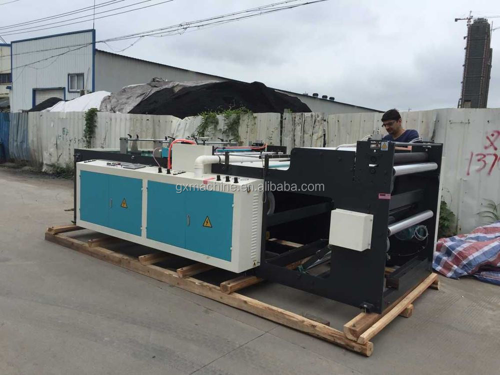Full automatic A2 A3 A4 paper sheeting machine