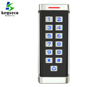 New Arrived Waterproof Weigand Output Keypad Metal Access Control