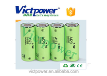 Lithium ion 26650 battery 2.5Ah 3.3V ANR26650M1B high power battery for A123
