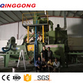 Roller Conveyor Shot Blasting Machine for Scaffolding Derusting