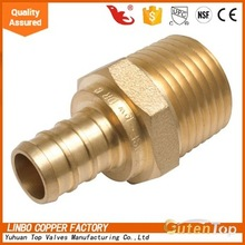GUTENTOP-LB Lead Free Brass Water Meter Connector/brass fittings/brass coupling
