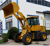 2 ton wheel loader with famous brand engine