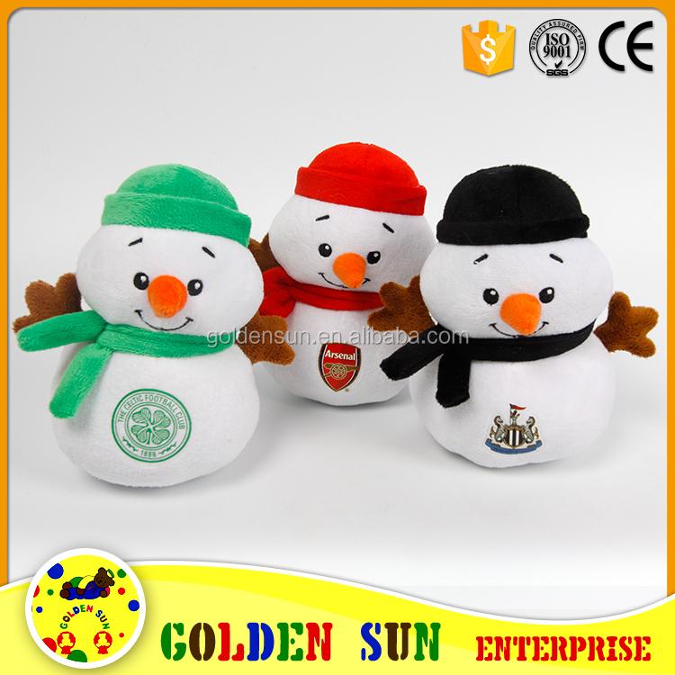 Christmas Toys Product : Kawayi christmas decoration plush snowman toys buy