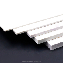 17mm plastic white sheet celuka pvc free foam board