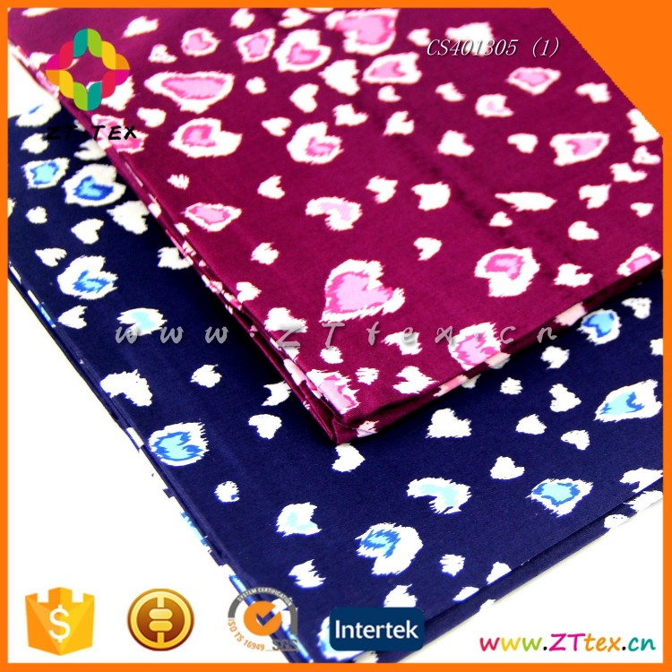 OEM service ZTTEX Various colors cotton fabric online