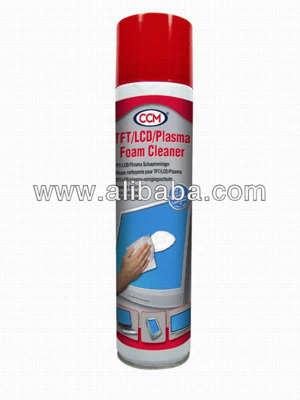 CCM TFT/LCD/LED Screen Foam Cleaner