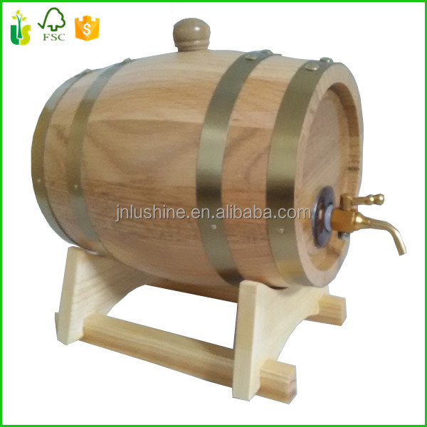 2016 Hot Sale Cheap Price MiNi Wooden Wine Barrel Oak Barrel
