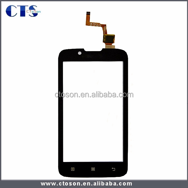 mobile phone accessories for lenovo a328 touch screen transparent digitizer smartphone spare parts replacement original quality