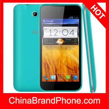 ZTE U816 4GB, 4.5 inch TFT Screen Android 4.1 Smart Phone