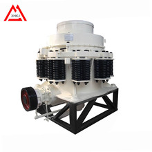 Professional Mining Equipment portable cone crusher plant for sand making plant