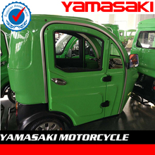 1100w 48V 32AH electric tricycle with doors