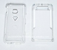 Crystal Transparent hard Case for ZTE Essenze/c70