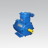Explosion Proof Motor for air compressor with foot mounting