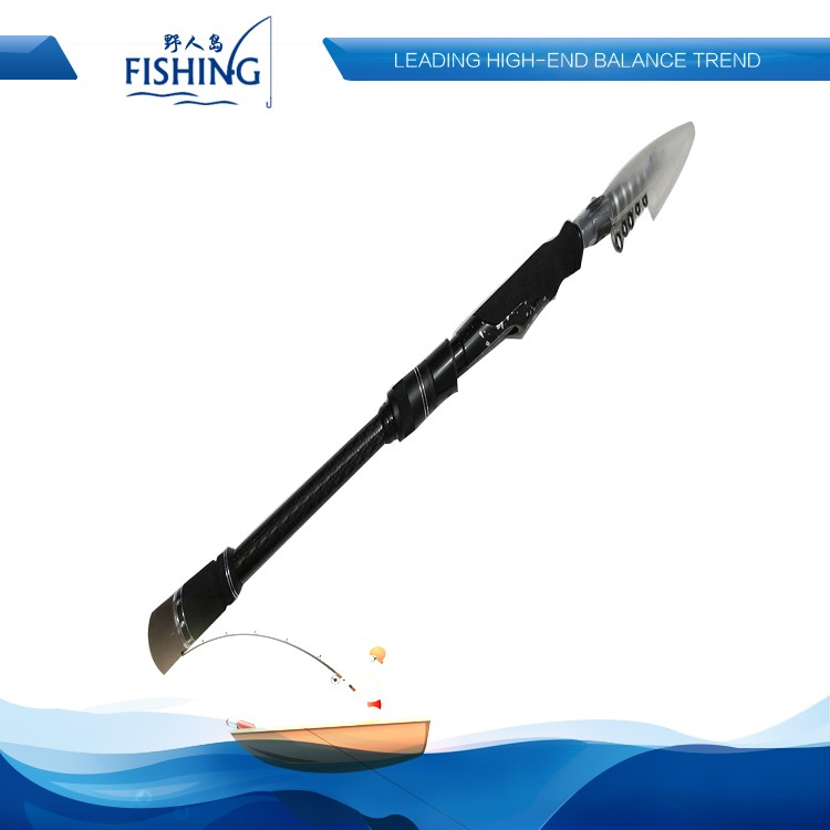 Carbon Fiber Ultra Light Telescopic Fishing Rod In Fishing