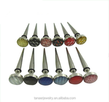 wholesale lux accessories jewelry Fake Piercing Ear Taper