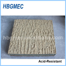 Fireproof feature basalt fiber insulation board for structures