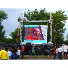 anuncios luminosos letreros luminosos led pantallas leds exterior full color de publicidad video rotulos led exterior