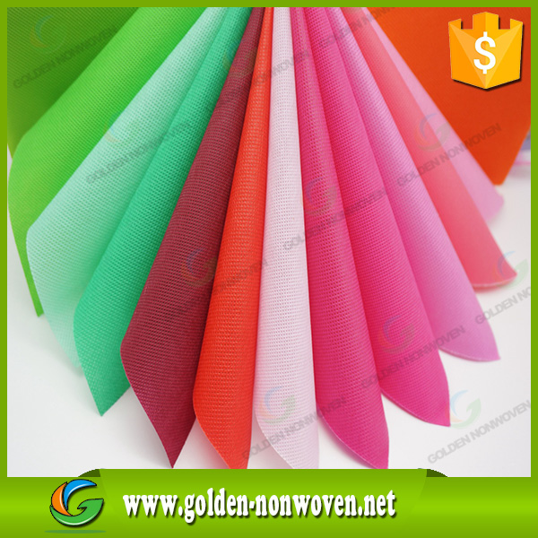 Spunbond Polypropylene Non-woven Recycled Waterproof Flexible Fabrics/PP Nonwoven Fabric