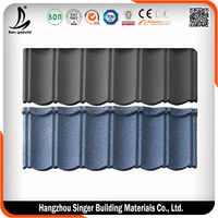 Concrete roof tile/construction materials/roofing shingles prices