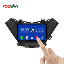 FOXWAY wholesale all in one in dash dvd gps for chevrolet malibu