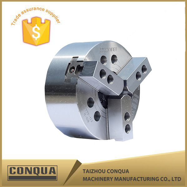 Standard Three jaw high-speed open power chuck 5-12 SYF-03K