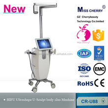 Ultrashape Body Contouring and skin whitening multi-functional beauty equipment