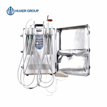 Drop Shipping Available Electricity Mobile Aluminium Alloy Chair Portable Dental Unit