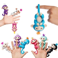 2017 Hotcakes Interactive Fingerlings Monkey For